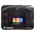 Radio Dynavin N6 Porsche 911