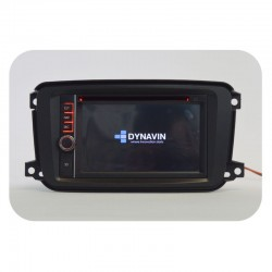 SMART FOR TWO W451- DYNAVIN N6
