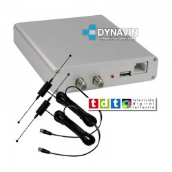DYNAVIN-TDT DOBLE ANTENA DE ALTA VELOCIDAD - DYNAVIN N6, DYNAVIN N7