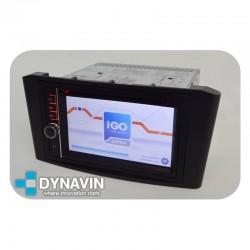 TOYOTA AVENSIS T25 - DYNAVIN N6