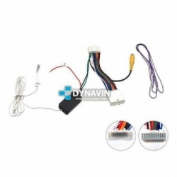 TOYOTA TOUCH 2, TOUCH AND GO 2, PLUS 2, ENTUNE AUDIO (+2010) - INTERFACE, CONECTOR PARA CAMARA TRASERA