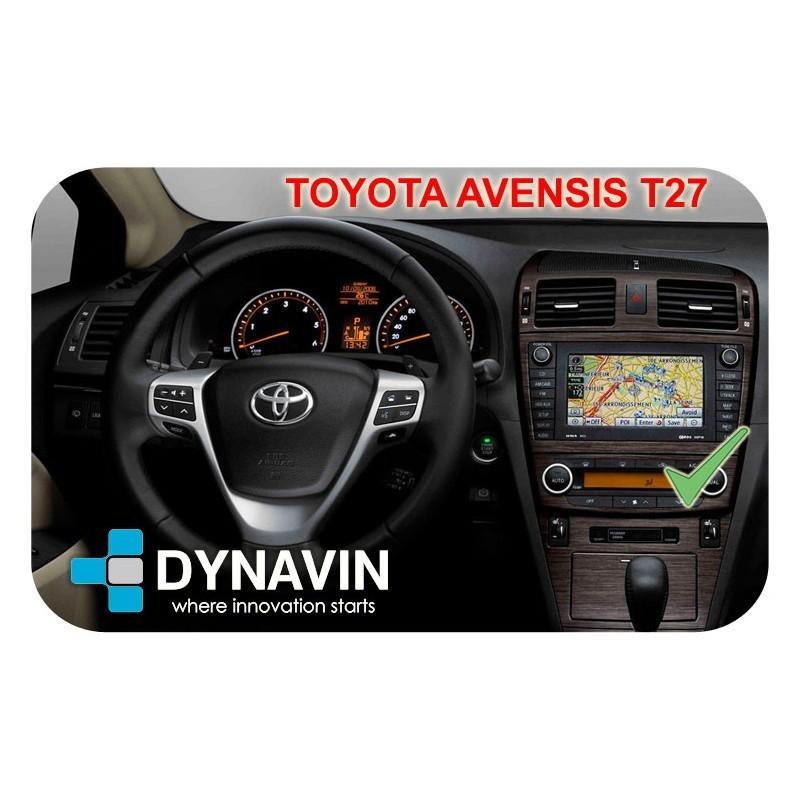 TOYOTA AVENSIS T27 - DYNAVIN N6