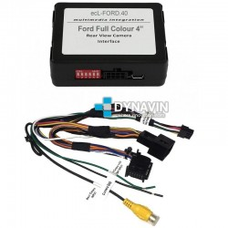 "DYNAVIN-FORD 4"" FULL COLOUR - INTERFACE PARA CAMARA TRASERA"