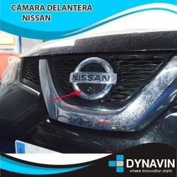 DYNAVIN-NISSAN CAMARA DELANTERA, FRONTAL DE APARCAMIENTO. A TODO COLOR