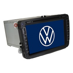 Radio TA-Innovation VW GOLF 8 (sin ruletas)