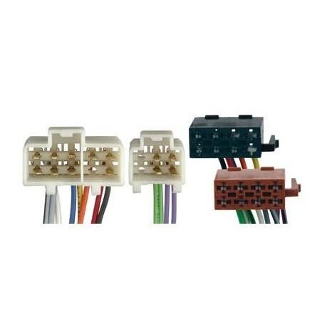 Conector ISO Nissan