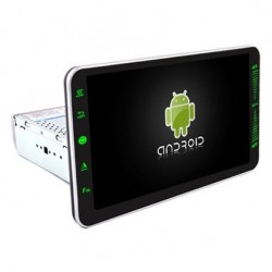 """PANTALLA FLOTANTE 10,1"""" UNIVERSAL - FULL TOUCH - ANDROID"""