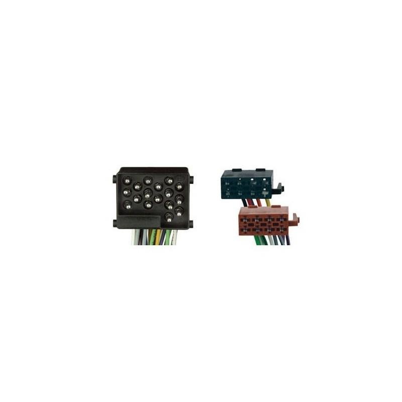 Conector ISO BMW, Mini