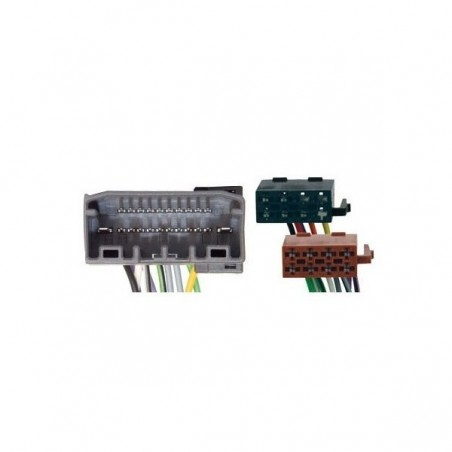 Conector ISO Chrysler, Jeep, Dodge