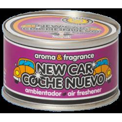 SILVER ROLL lata aroma Coche nuevo