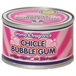 SILVER ROLL lata aroma Chicle