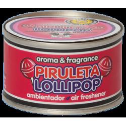 SILVER ROLL lata aroma Piruleta