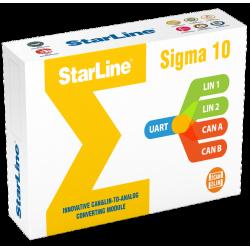 StarLine Sigma 10
