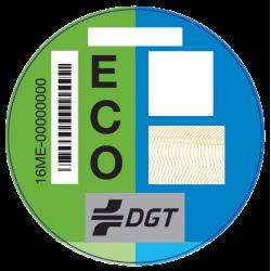 Distintivo ambiental ECO
