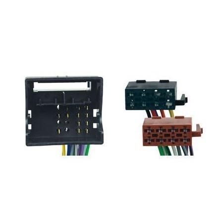 Conector ISO Opel