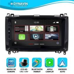 MB VITO / CLASE V W447 CON AUDIO 15 (+2015) - DYNAVIN N7X PRO