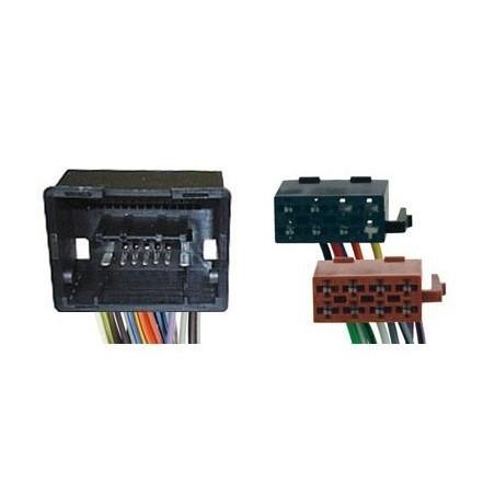 Conector ISO Opel, Chevrolet