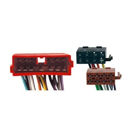 Conector ISO Peugeot