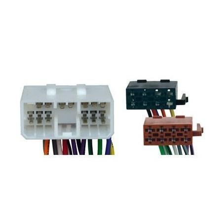 Conector ISO Subaru
