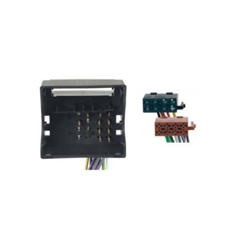 Conector ISO VW, Skoda