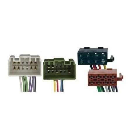 Conector ISO Volvo