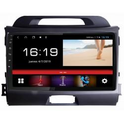 """Unidad Multimedia S90V3 de 9"""" para KIA SPORTAGE (2010- 2015)"""