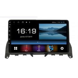 Unidad Multimedia S90V3 específica para MERCEDES BENZ CLASE C (2007-2011), chasis W204