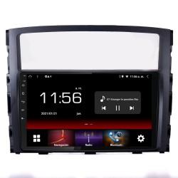 Unidad Multimedia S90V3 específica para MITSUBISHI MONTERO ( 2007 - 2012 )