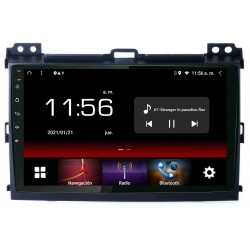 Unidad Multimedia S90V3 específica para TOYOTA LAND CRUISER ( 2003 - 2009 )