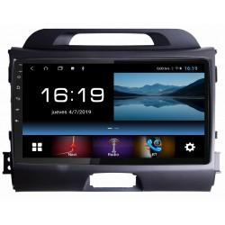 Unidad Multimedia X9A específica para KIA SPORTAGE (2010- 2015)