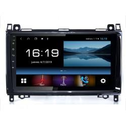 Unidad Multimedia X9A específica para MERCEDES BENZ VITO ( 2006-2013 ), chasis W639
