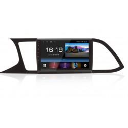 Unidad Multimedia X9A específica para SEAT LEON ( 2013 - 2018 )