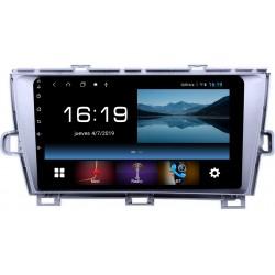 Unidad Multimedia X9A específica para TOYOTA PRIUS ( 2010 - 2015 )