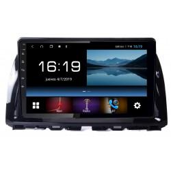 Unidad Multimedia X10A específica para MAZDA CX5 (2012-2017)