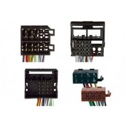 Conjunto conectores ISO-OEM Fiat , Alfa Romeo