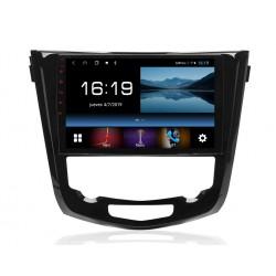 Unidad Multimedia X10A específica para NISSAN QASHQAI / XTRAIL (2014 - 2020) CON CLIMATIZADOR AUTOMÁTICO
