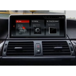 Unidad Multimedia específica para BMW X5/ X6, Chasis E70 /E71 (2011 - 2014)