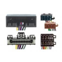 Conjunto conectores ISO-OEM Ford