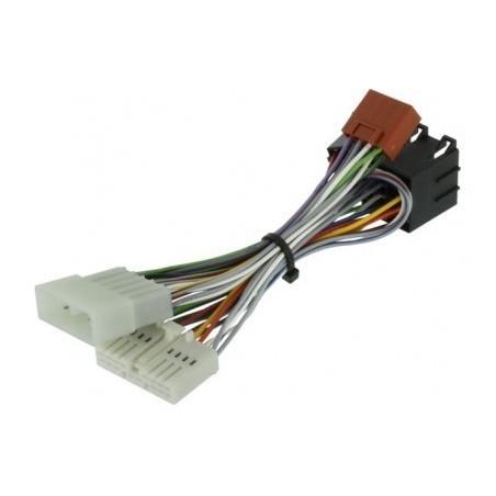 Conjunto conectores ISO-OEM Honda