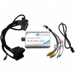 "Interface Multimedia para PORSCHE PCM5.0 LCD 12,3"", CAYENNE, MACAN (+2018)"