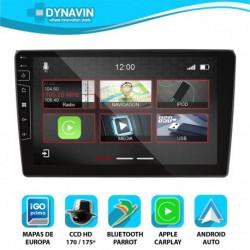 Dynavin N7X PRO para AUDI A4 B6, B7 (2000-2008) y SEAT EXEO (2009-2013)