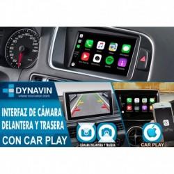 Cámara Delantera + Cámara Trasera + Car Play para AUDI MMI 3G
