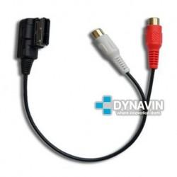 Cable AMI/MDI para AUDI, VOLKSWAGEN, SEAT, SKODA...