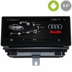 """Cámara Frontal Android 8,8"""" para AUDI Q3 (8U +2011)"""