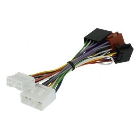 Conjunto conectores ISO-OEM Hyundai