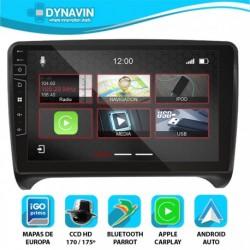 Dynavin N7X PRO para AUDI TT 8J (2006-2014)