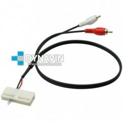 Interface de conector AUX para BMW y MINI