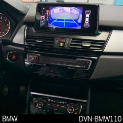 Cámara Trasera BMW110 con líneas guía para maneta de apertura de maletero para BMW SERIE 1 F20, SERIE 3 F30, SERIE 5 F10...