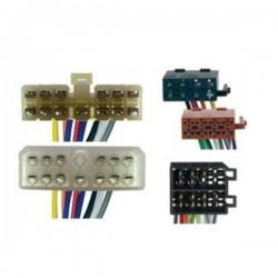 Conjunto conectores ISO-OEM Isuzu