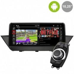 """Android 10´8"""" para BMW X1 E84 (2009-2015)"""